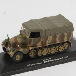 Sd Kfz 11 20 Panzer Panzerdivision East Prussia Allemagne 1944 - 1/43eme