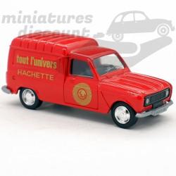 Renault 4L - Solido - 1/43ème