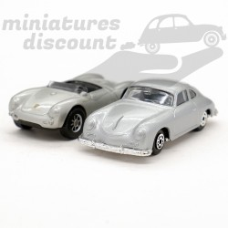 Lot de 2 Porsche, 550...