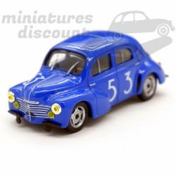 Renault 4CV Bleu N°53 -...