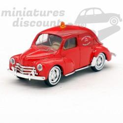 Renault 4CV Pompiers - 1/43ème