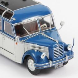 Bus - Car - Bogward BO 4000 - 1/43eme
