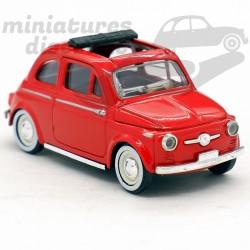 Fiat 500 1957 - Solido -...
