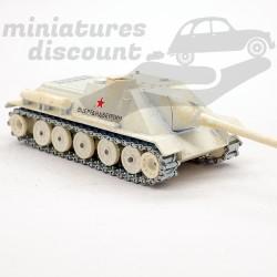 Tank SU-100 Russe - Corgi...