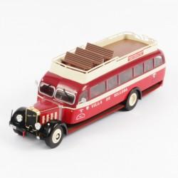 Bus - Car - Autobus Hispano Suiza T69 - 1/43eme