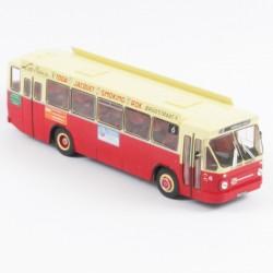 Bus - Car - Autobus Leyand Verheul - 1/43eme