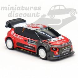Citroen C3 WRC N°7 - Norev...