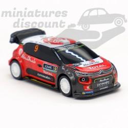 Citroen C3 WRC N°9 - Norev...