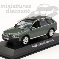 Audi Quattro Allroad -...