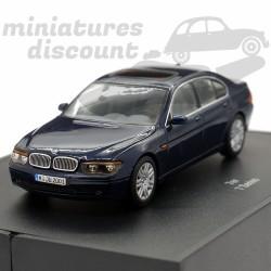 BMW Série 7 - Minichamps -...