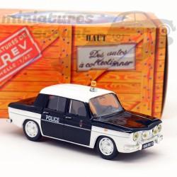 Renault 8 Gordini Police...