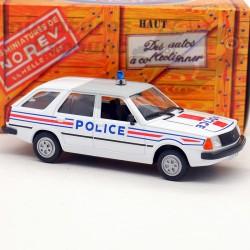 Renault 18 Break Police -...