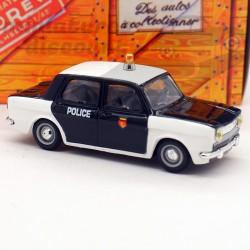 Simca 1000 Police - Norev -...