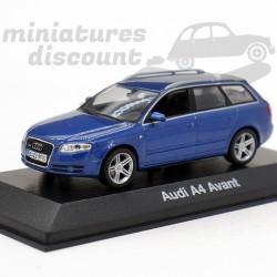 Audi A4 Avant - Minichamps...