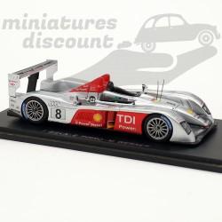 Audi R10 TDI - Le Mans 2006...