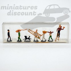 Figurines Personnages...