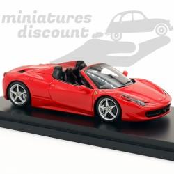 Ferrari 458 Spider - Fujimi...