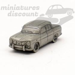 Renault 8 - miniature en Etain