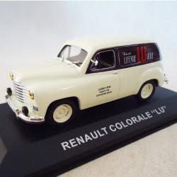 """Renault Colorale Publicitaire """"LU"""" - 1/43eme - en boite"""