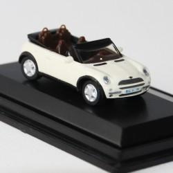Mini Cooper Cabrio - Mini - HO 1/87 en boite