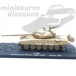 Tank T-72M1 - Koweït 1991 -...