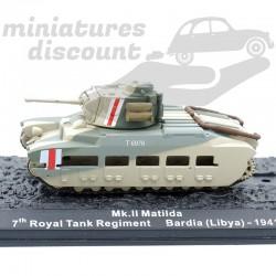 Tank Mk.II Matilda - Lybie...