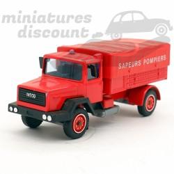Iveco Pompiers - Solido -...