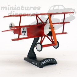 Fokker Dr.1 - 1/63ème sans...