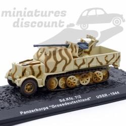 Tank Sd.Kfz. 7/2 - USSR...