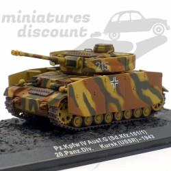 Tank Pz.Kpfw IV Ausf.G -...
