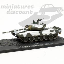 Tank T-72M1 - URSS 1981 -...