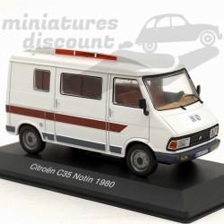 Camping-Car Citroen C35...