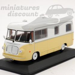 Camping-Car Renault Heuliez...