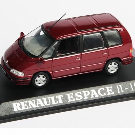 Renault Espace II de 1991 - 1/43eme en boite