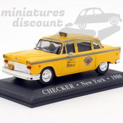 Checker - Taxi New-York...