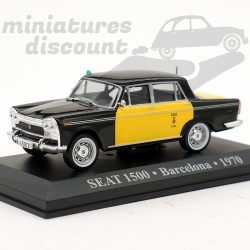 Seat 1500 - Taxi Barcelona...