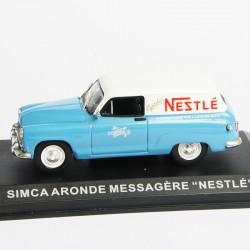 Simca Aronde Messagere - 1/43eme en boite