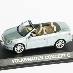 Volkswagen Concept C (genre EOS) - 1/43 en boite - en boite