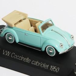 Volkswagen Coccinelle Cabriolet Solido - 1/43eme en boite