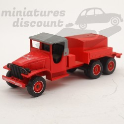 GMC Pompiers - Solido -...