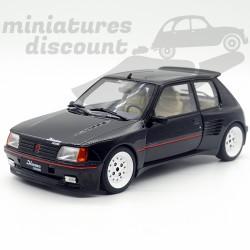 Peugeot 205 Dimma Black -...