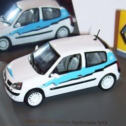 Renault Clio Série Spéciale VO Olympique de Marseille - 1/43eme en boite