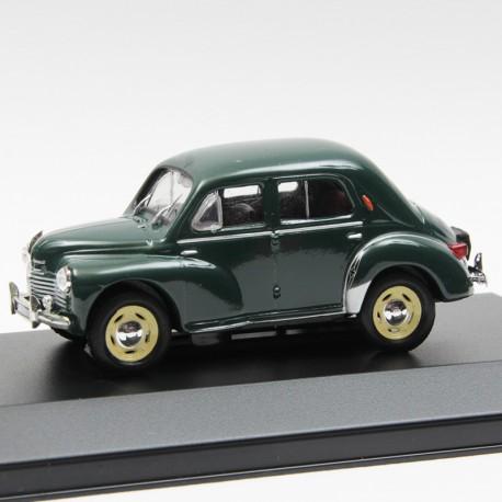 Renault 4 CV Verte - au 1/43 en boite