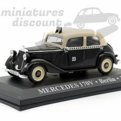 Mercedes 170V Taxi - Berlin...