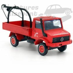 Mercedes Unimog Pompiers -...
