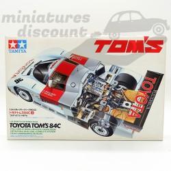 Maquette Toyota Tom's 84C -...