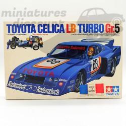 Maquette Toyota Celica LB...