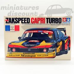 Maquette Ford Zakspeed...