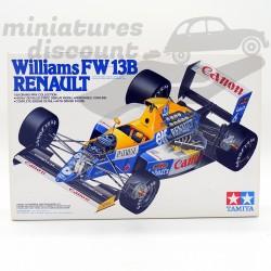 Maquette Renault Williams...