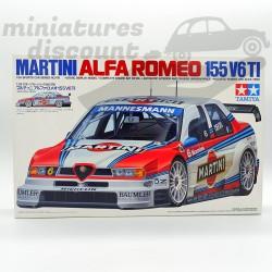 Maquette Alfa Romeo 155 V6...